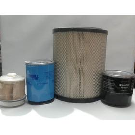 Kit Filtro Aire/aceite/petroleo Camión Chevrolet Nkr/npr/nqr