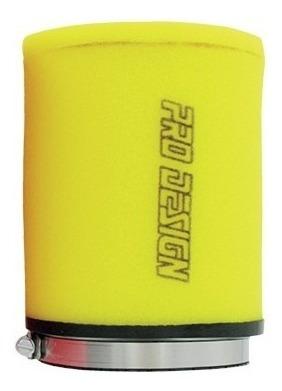 kit filtro de aire espuma pro design yamaha raptor 700