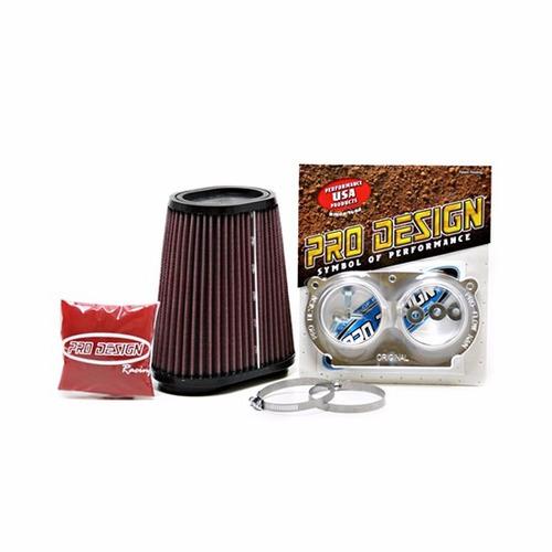 kit filtro de aire k-n yamaha raptor 660 pro design