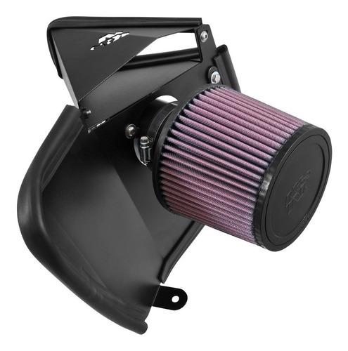 kit filtro de ar intake k&n audi a5 2.0 2014 69-9508t