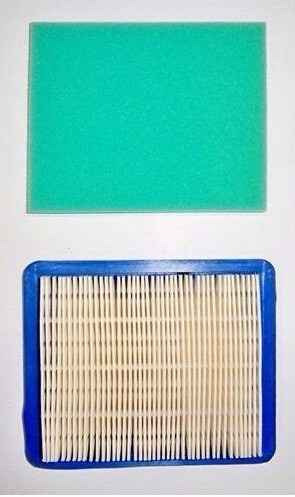 kit filtro e pre-filtro para motores briggs 6hp original