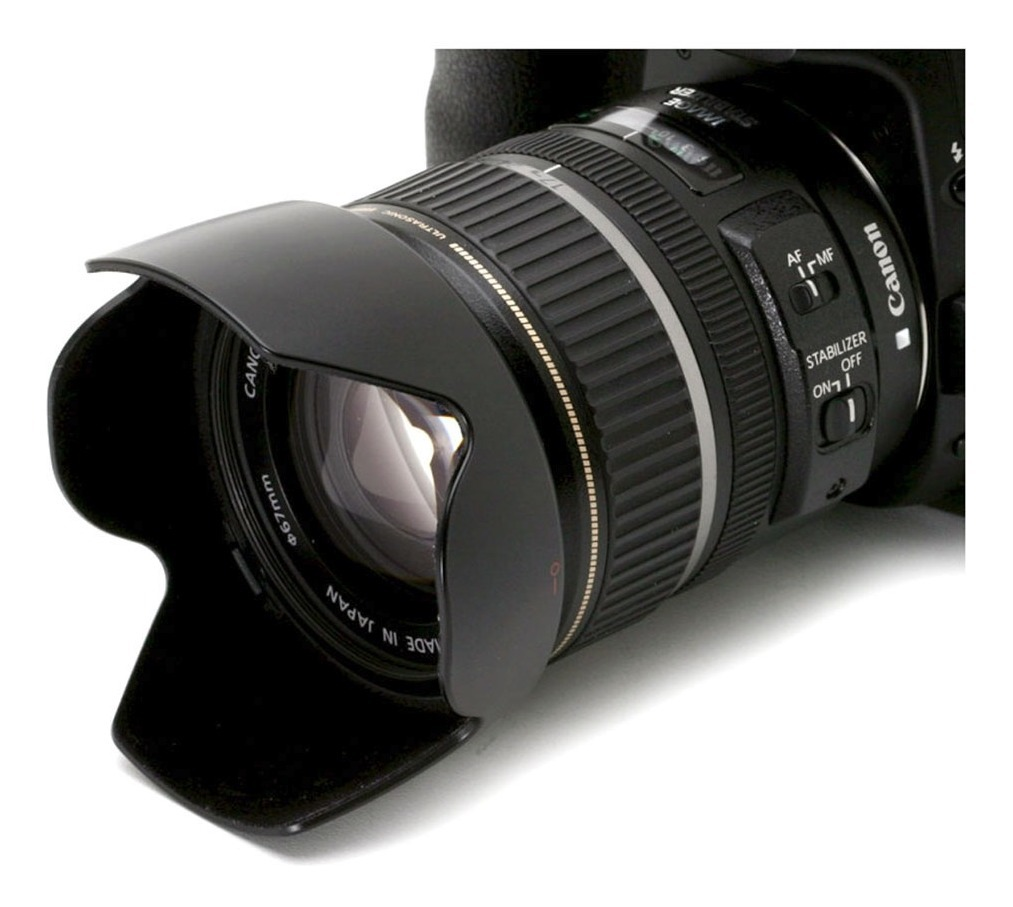 Ø 55mm Parasol Sony Cyber-shot DSC-HX400V