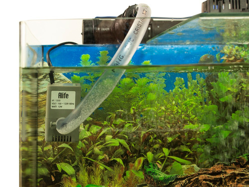 kit filtro uvc  15w 110v aquário lago tanqu+ lampada reserva