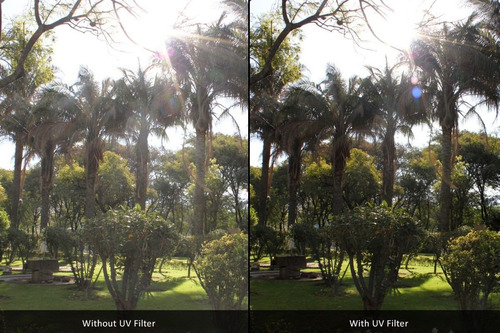 kit filtros 77mm vivitar serie 1  filtros uv  pl  fld  nuevo
