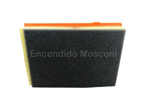 kit filtros aire y aceite 5w30 chevrolet onix prisma 1.4