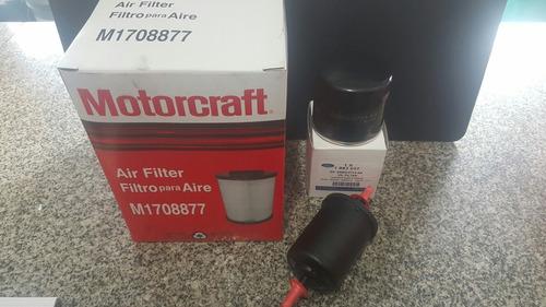 kit filtros motorcraft