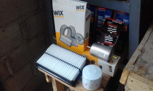 kit filtros orinoco ( aire, aceite, gasolina )