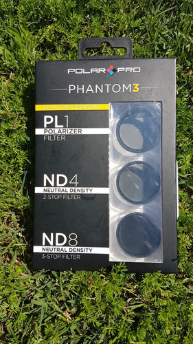 kit filtros, para drone phantom 3