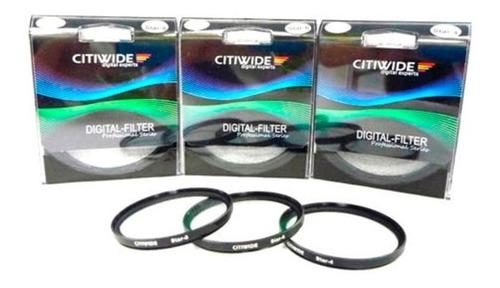 kit filtros star de 4, 6 y 8 de 58mm para toda camara !!!