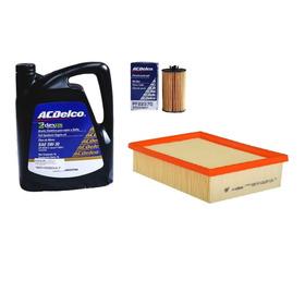 Kit Filtros Y Aceite Chevrolet Tracker 1.8 Nafta