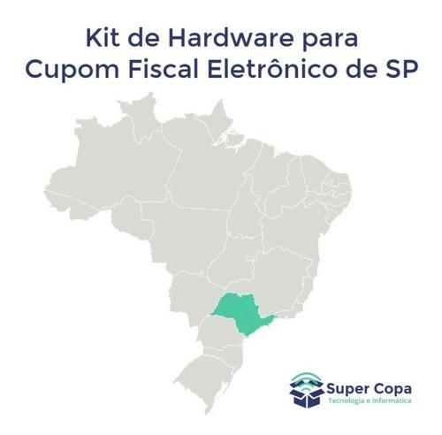 kit fiscal bematech - impressora mp-4200 + sat fiscal satgo