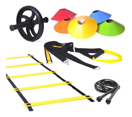 kit fita de treinamento funcional pilates studio ginástica
