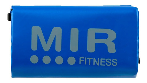 kit fitness 2 kg:colchoneta bolso + 2 pesas goma +tobilleras