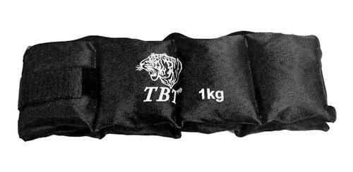 kit fitness almohada abdominal y tobilleras 1kg c/u