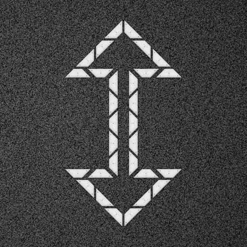 kit flecha doble bidereccional- placa