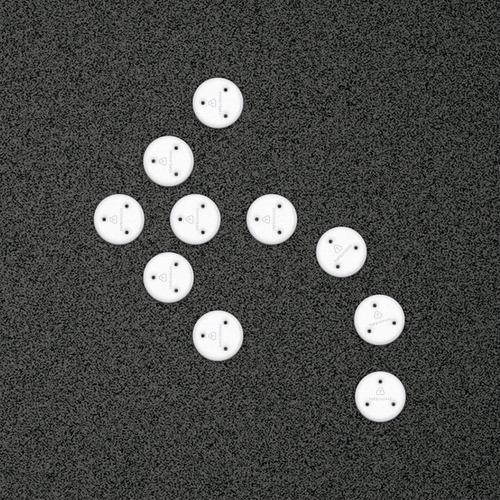 kit flecha mini curva 90 izquierda - punto