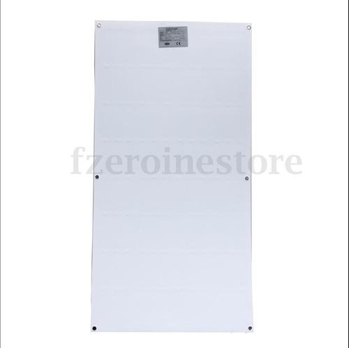 kit flexível placa solar 18 volt 100 w fotovoltaica + mc4
