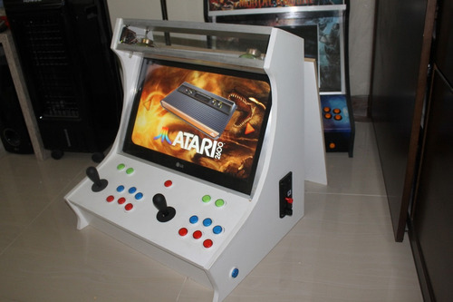 kit fliperama jogos games arcade mame multijogos para montar