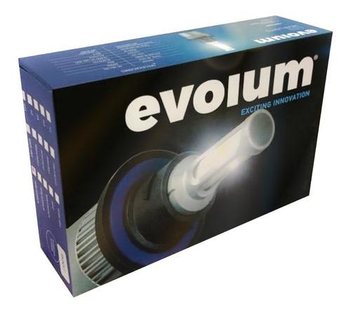 kit focos led luz ultrablanca tipo xenon h13 9004 h4 9007 s2