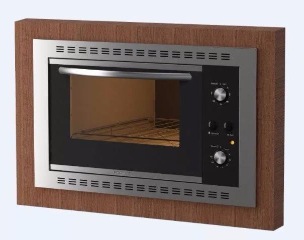 e0f5425ec Kit Fogatti Coifa Ilha90cm+forno Embutir+cooktop 5 Bocas - R  3.250 ...