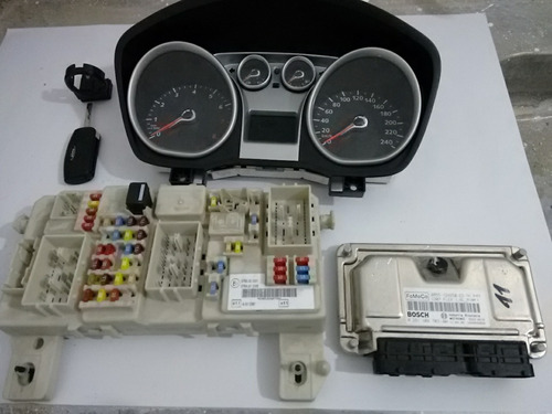 kit ford focus 2010 1.6 completo