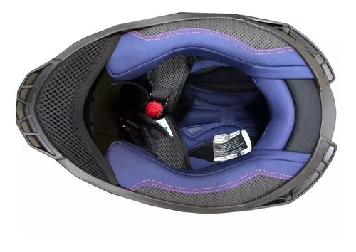 kit forração do capacete axxis eagle completo e original