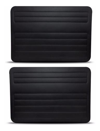 kit forro porta dianteira + lateral fusca 71 72 73 74 75 76