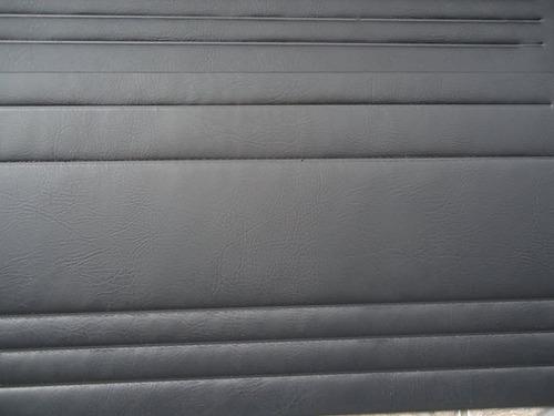 kit forro portas + lateral + teto preto  gm chevette tubarão