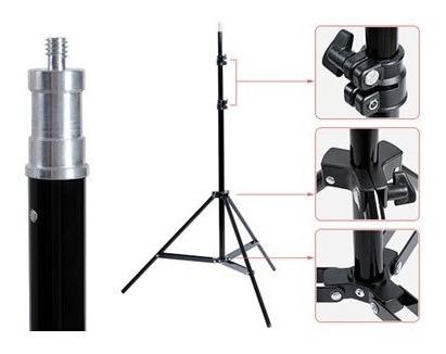 kit foto godox tripode+soft box 40x40+rotula stype bowens