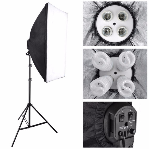 kit fotografía estudio fotográfico