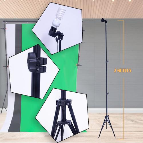 kit fotografico estudio