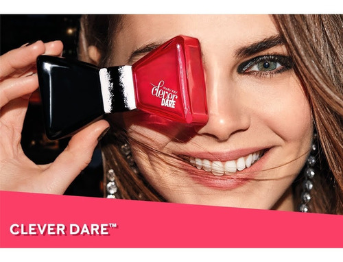 kit fragrâncias clever dare+ love fearlessly + pink diamonds