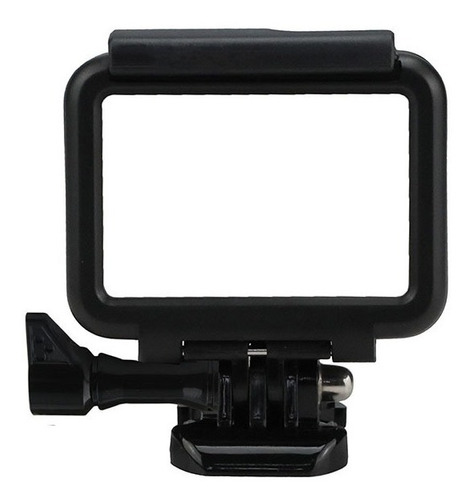 kit frame + protector silicon marco gopro 5 / 6 / 7 black