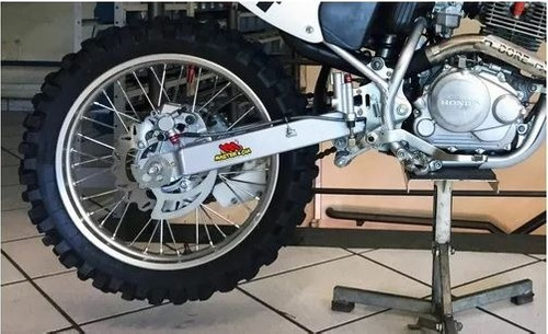 kit freio a disco wave traseiro crf230 completo master e cia