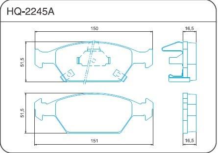 kit freio pastilha e disco dianteiro honda city 1.5 2009/