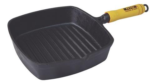 kit frigideira cabo ferro,cook grill e tapioca ferro fundido