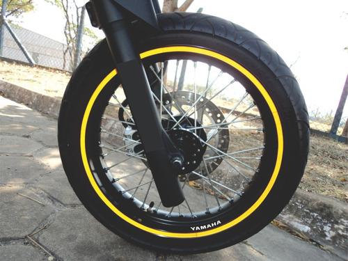 kit friso fita refletivo 10 10mm brindes marcas moto carro