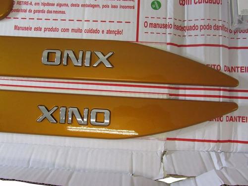 kit friso lateral onix - pç 98594059
