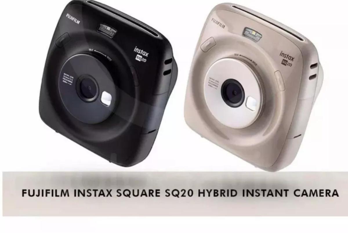 5d1260a03b1e5 Kit Fuji Instax Sq20 Híbrida! Lançamento! Preço De Sq10! - R  2.699 ...