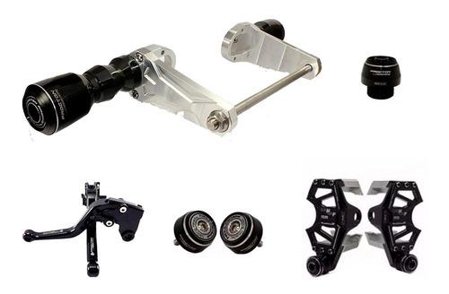 kit full procton racing - honda cb twister - 5 itens