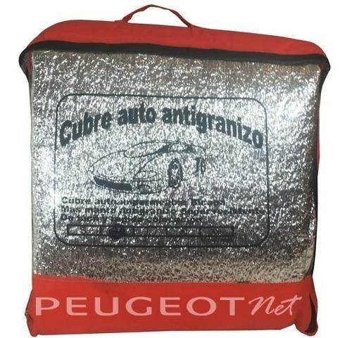 kit funda cubre coche + cobertor anti granizo p/ citroen c3