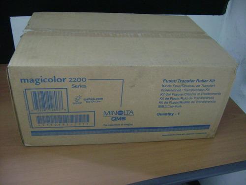 kit fusor de transferencia magicolor 2200 1710483-001 nuevo