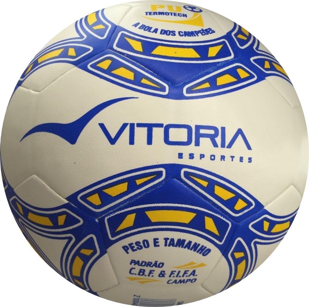 ceaabb4163 kit futebol de campo oficial com acessórios para treino. Carregando zoom.