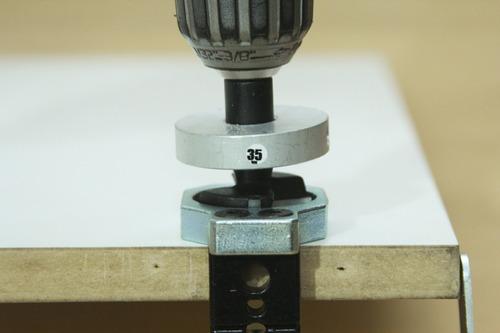 kit gabarito dobradiça 35mm zinni