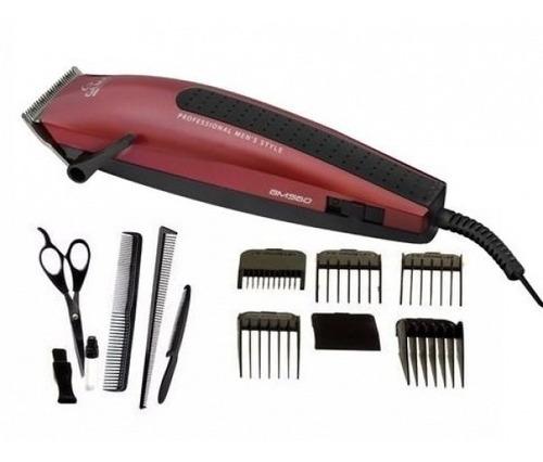 kit gama peluquero barbero : secador + cortadora + trimmer
