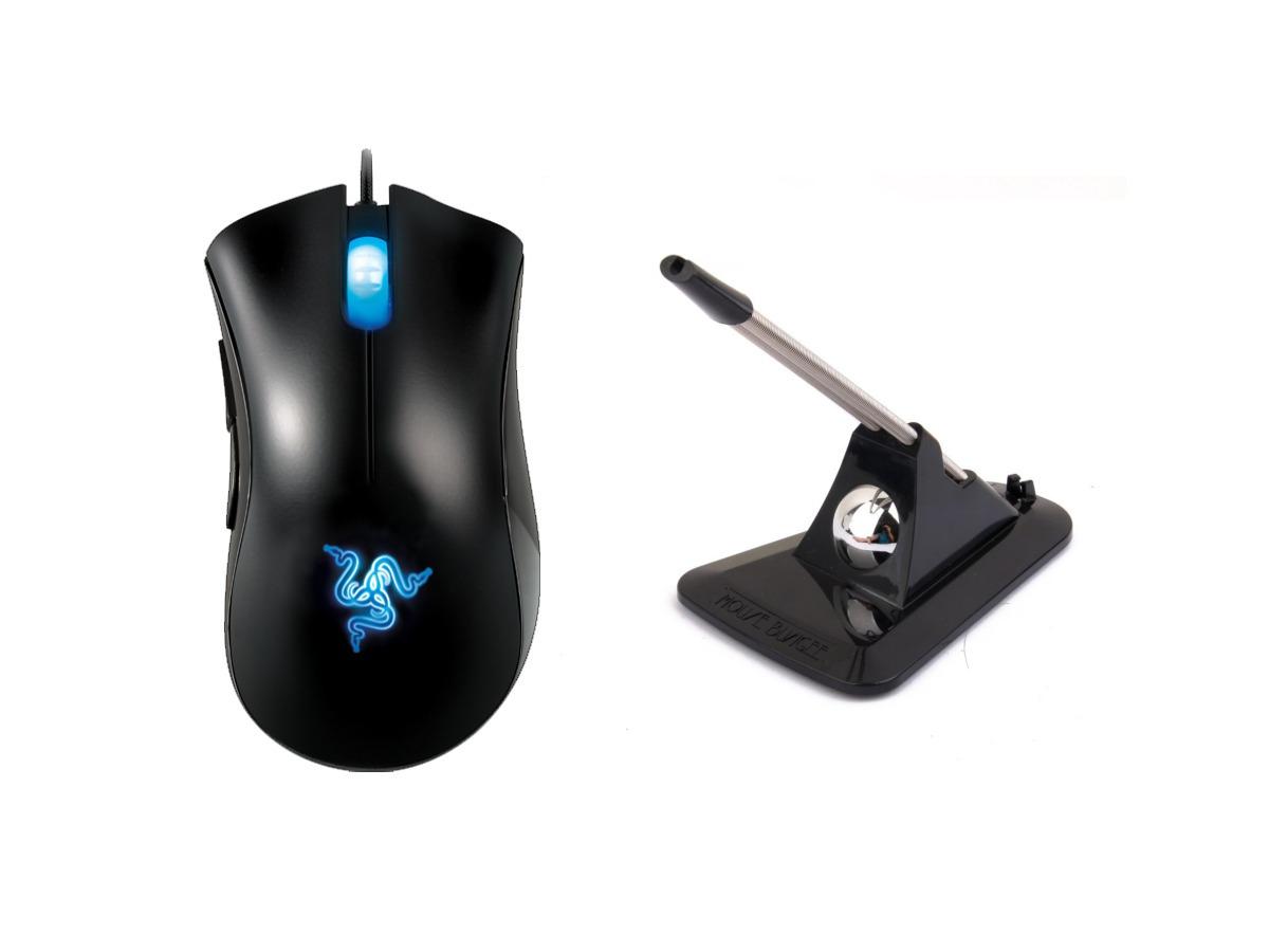 e3ed118402e Kit Gamer Mouse Razer Deathadder 2014 + Mouse Bungee - R$ 220,00 em ...