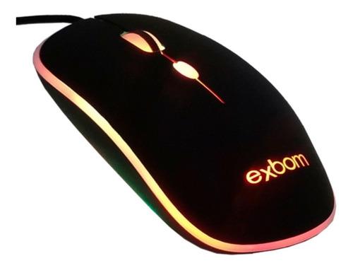 kit gamer teclado semi mecânico luminoso abnt2 mouse pc usb