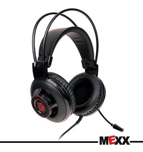 kit gamer tt esports knucker teclado mouse auricular mexx