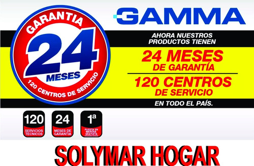kit gamma premiun taladro 650w + amoladora 750w g1900ar!!!!!
