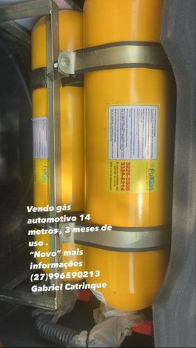 kit gás gnv injetado
